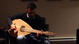 bero saker plays the riversong oud