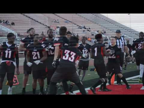 Long Beach City College Football Spring Game