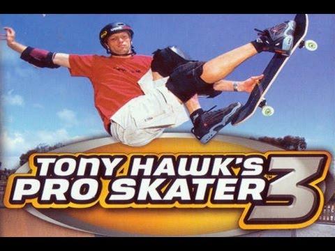 CGRundertow TONY HAWK'S PRO SKATER 3 for Game Boy Advance ...