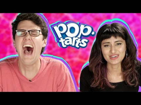 The Ultimate Pop-Tarts Taste Test