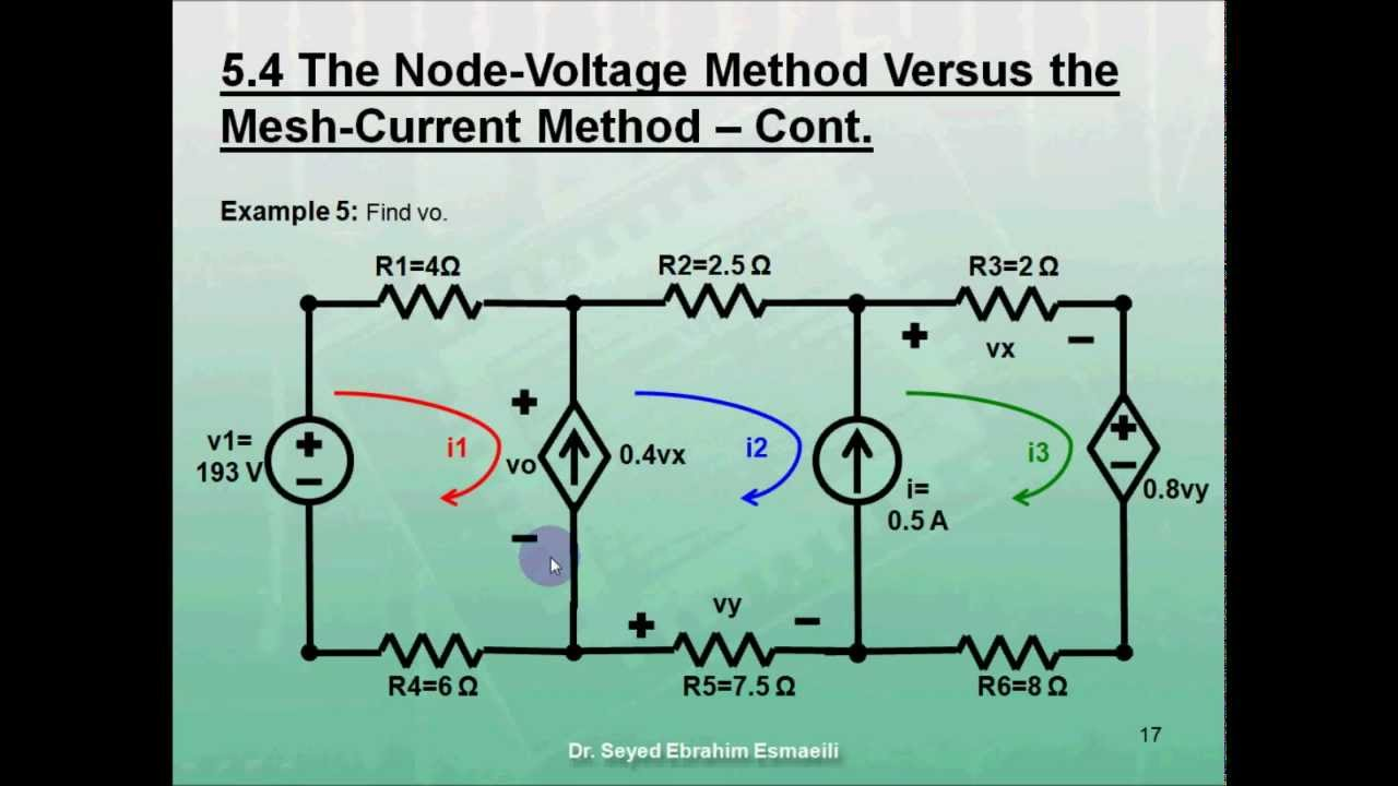 Electric Circuits - Electrical Engineering Fundamentals - Lecture 5 ...