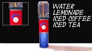 How to make a Water Dispenser - DIY Water Cooler Dispenser