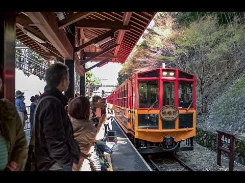 Must Do in Sagano, Japan - Scenic Train Ride
