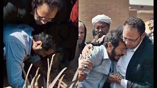 من أقوى المشاهد المؤثرة لـ مصطفى شعبان ..لحظة فقدان أمه #أيوب