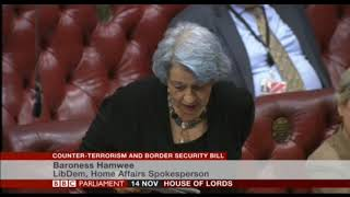 Counter Terrorism And Border Security Bill UK EDITION (( FULL Coverage )) ((( 15th November 2018