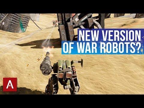 War Robots NEW ?  Steam Beta  PC Platform  WR Gameplay