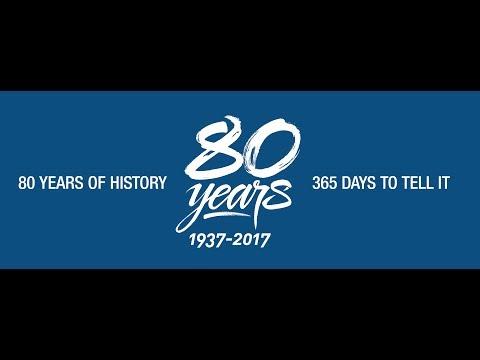 Mapei Group - 80 Years
