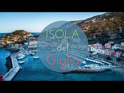 Italien – Italy – Italia – Isola del Giglio – Insel Giglio – Travel – 4K – Drone Footage
