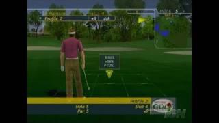 ProStroke Golf: World Tour 2007 Xbox Gameplay - For Bird