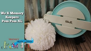 We R Memory Keepers Pom Pom Maker XL