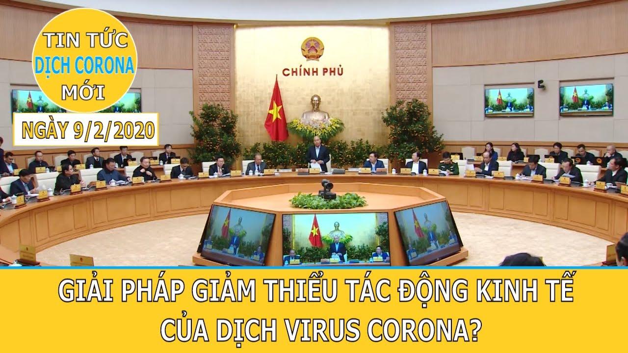 Tin tức dịch virus corona mới ngày hôm nay 9/2/2020 | Tin tức tổng hợp