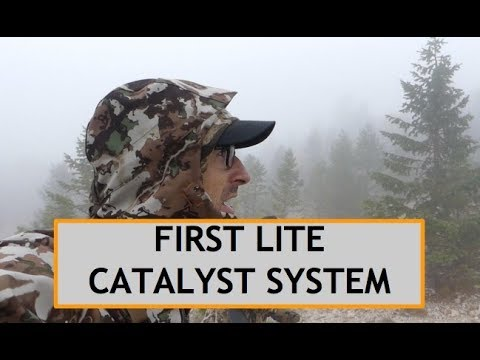 FIRST LITE CATALYST SYSTEM