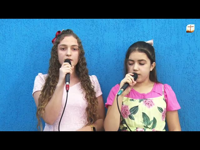 Fala, Fala, Senhor   Ana Laura e Rebeca   Tabernáculo da Fé Campinas/SP.
