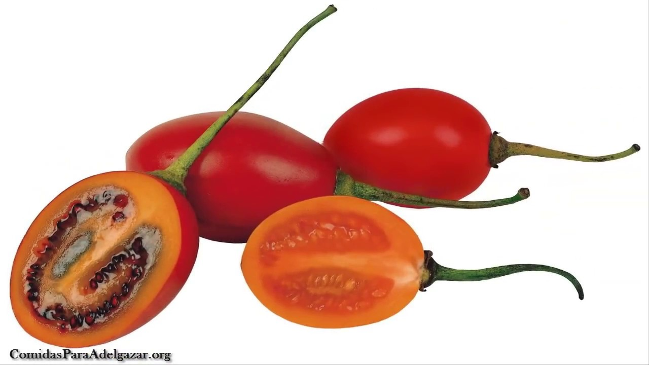 dieta del tomate de arbol para adelgazar