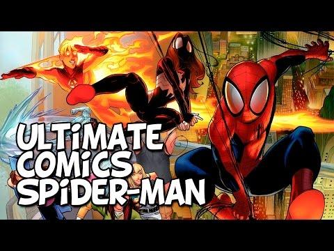 Ивантос - Современные комиксы Человек-паук (Ultimate Comics Spider-Man)