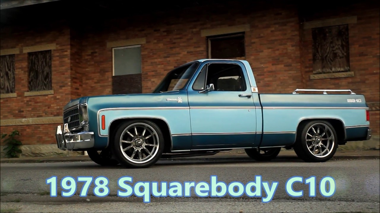 summer of 39 78 slam 39 d squarebody silverado c10 hot rat street rod patina truck for sale youtube. Black Bedroom Furniture Sets. Home Design Ideas