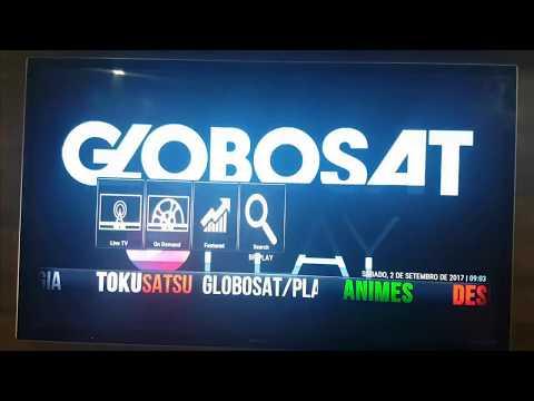 Nova Build Globo-Play  (kodi)