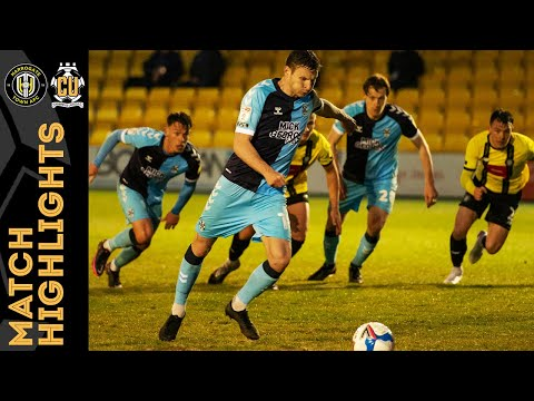 Harrogate Cambridge Utd Goals And Highlights