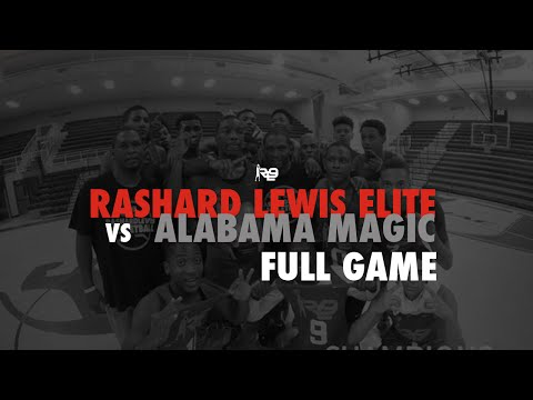 RL9 vs Alabama Magic - Full Game - Peach State Showcase 2015