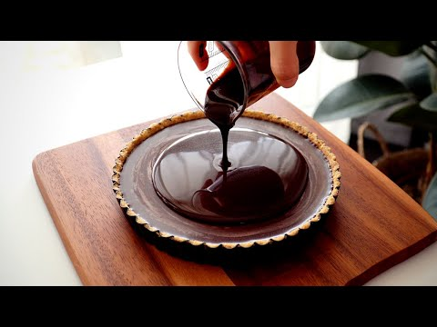 Chocolate Tart No Bake
