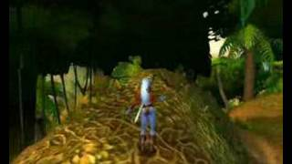 World of Warcraft - Sexy Night Elf Dance
