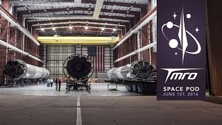 The Fate of Four Landed Falcon 9