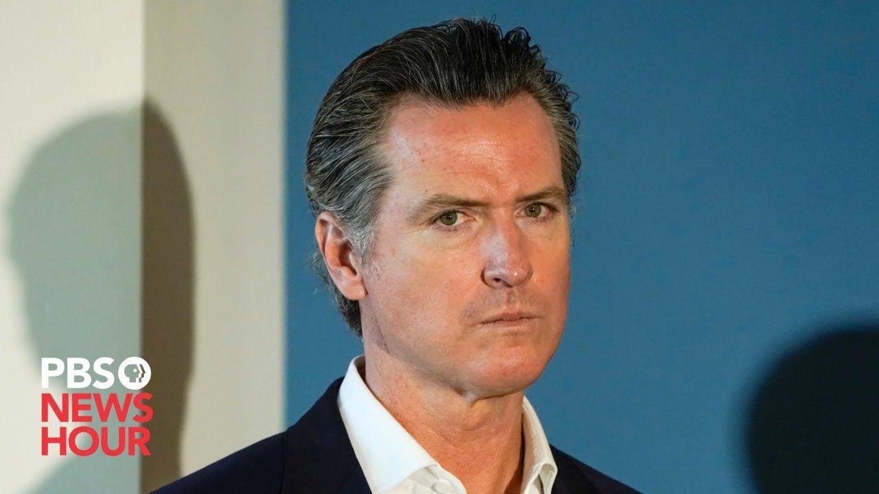 California Coronavirus Update: Governor Gavin Newsom ...