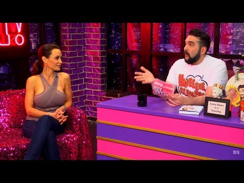 LISA ANN On A Special Hey Qween! OneOnOne