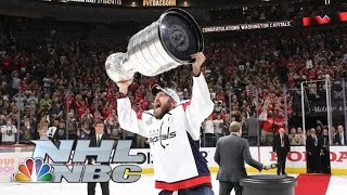 Ovechkin, Capitals hoist the Stanley Cup  I NHL I NBC Sports