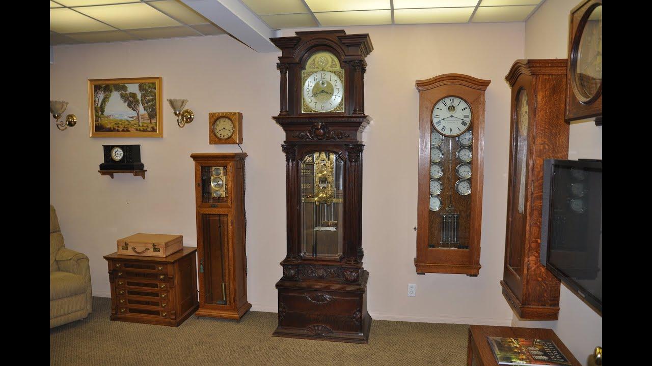 The Self Winding Clock Company's revolutionary winding motor