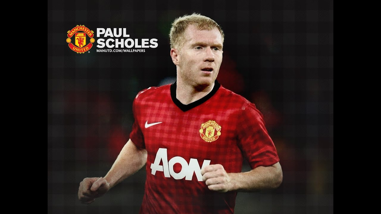Download The Best Goals, Skills and Passes of Paul Scholes - manchester united HD