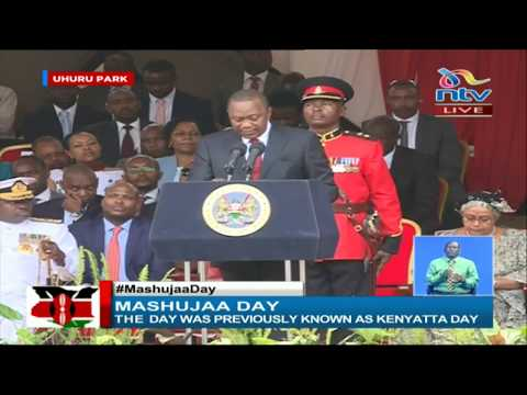 There will be enough security for you to go and vote, President Kenyatta addresses the nation