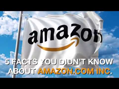 5 Facts You Didn't Know About Amazon.com Inc.