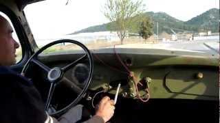 Renault Vivastella essai routier avant restauration