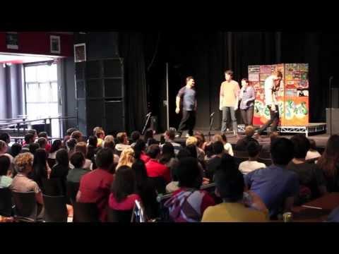 Life at Sydney - Theatresports