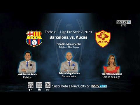 Barcelona vs Aucas (Live Streaming)