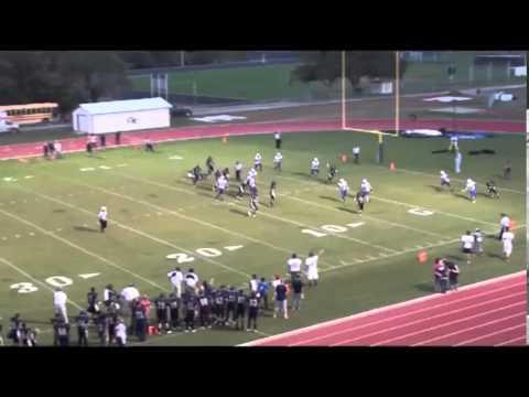 2014 OL/DL #74 Austin Speed - Goliad High School, Goliad, Tx