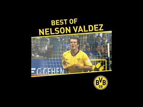 Best of BVB Forward Nelson Valdez |His best scenes!