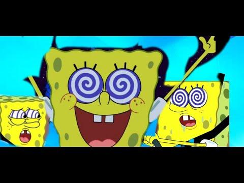 Spongebob haloziniert  |Spongebob Schwammkopf