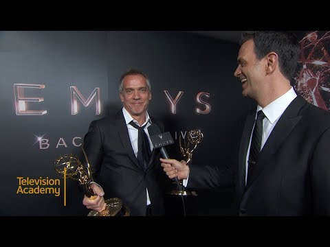 69th Emmy Awards: Backstage LIVE! with JeanMarc Vallée
