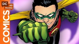 Damian Joins the Justice League in Batman & Robin