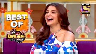 Anushka के भुतिया Stories ने किया Kapil को Shock! | Best Of The Kapil Sharma Show - Season 1
