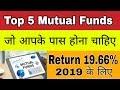 इन Mutual Funds से शुरू करे निवेश Mutual Fund में | Top 5 Mutual Funds | Mutual Fund