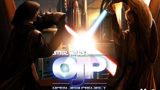 Star Wars Jedi Academy | Mod | Open Jedi Project | Overview - Gameplay #1