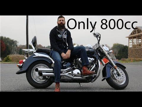 How 800cc is More Than Enough