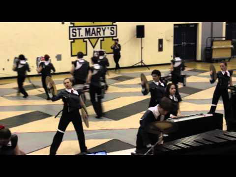 Drumline Ontario - Hilton High School (Hamilton, ON)