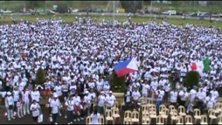 world wide walk @ Maramag, Bukidnon