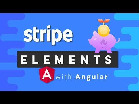 Stripe Elements and Checkout with Angular