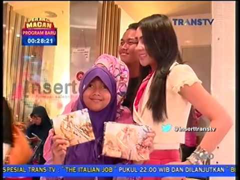 Demi Kedekatannya Dengan Fans, Indah Dewi Pertiwi IDP Rela Jualan CD