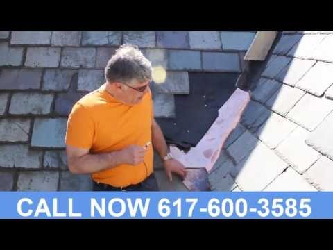 Copper Gutters Replacement Middlesex County MA (617) 600-3585